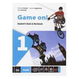 GAME ON! VOLUME 1 STUDENT`S BOOK & WORKBOOK + GRAMMAR + EBOOK 1  Vol. 1