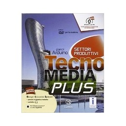 TECNOMEDIA PLUS DISEGNO CON CD+SETT.PROD.CON DVD+TAV.ILL+MI PREPARO PER INT.+LAB.COMPETENZE Vol. U