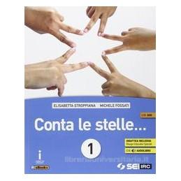 CONTA LE STELLE ... 1 + DVD CON NULLA OSTA CEI Vol. 1
