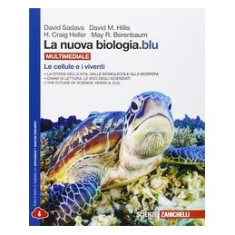 NUOVA BIOLOGIA BLU (LA)   LE CELLULE E I VIVENTI MULTIMEDIALE (LDM)  Vol. U