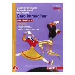 CARO IMMAGINAR   NARRATIVA MULTIMEDIALE (LDM)  Vol. U