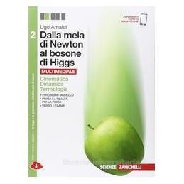 DALLA MELA DI NEWTON AL BOSONE DI HIGGS   VOLUME 2 MULTIMEDIALE (LDM) LA FISICA IN CINQUE ANNI. CINE