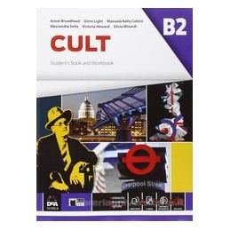 CULT B2     SB & WB B2  +  EBOOK (ANCHE SU DVD)  Vol. U