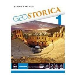 GEOSTORICA VOL 1 + ATLANTE 1 + EBOOK  Vol. 1