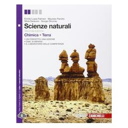 SCIENZE NATURALI 2ED. (LD) CHIMICA + TERRA Vol. U