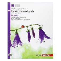 SCIENZE NATURALI 2ED. (LD) BIOLOGIA Vol. U