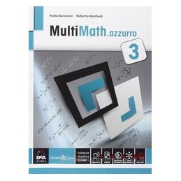 MULTIMATH AZZURRO VOLUME 3 + EBOOK SECONDO BIENNIO E QUINTO ANNO Vol. 1