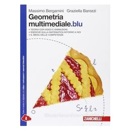 MATEMATICA MULTIMEDIALE BLU   GEOMETRIA MULTIMEDIALE BLU (LDM)  Vol. U