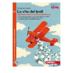 VITA DEI TESTI (LA)   VOLUME 1 2 (LD) DA PETRARCA AD ARIOSTO E TASSO Vol. 2