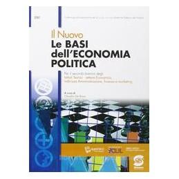 NUOVO LE BASI DELL`ECONOMIA POLITICA (IL)  Vol. U