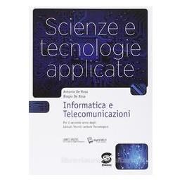 SCIENZE E TECNOLOGIE APPLICATE INFORMATICA E TELECOMUNICAZIONI Vol. U
