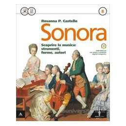 SONORA VOLUME B + QUADERNO + CD ROM Vol. U