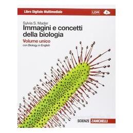 IMMAGINI E CONCETTI DELLA BIOLOGIA   VOLUME UNICO MULTIMEDIALE (LDM)  Vol. U