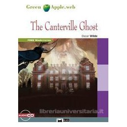 CANTERVILLE GHOST (THE) + AUDIO CD/CD ROM + APP  Vol. U