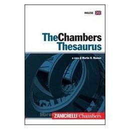 CHAMBERS THESAURUS