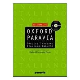 DIZIONARIO OXFORD PARAVIA 3A EDIZIONE