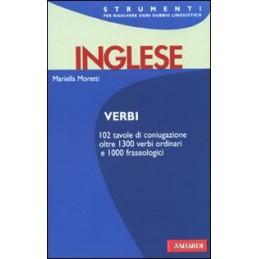 INGLESE VERBI