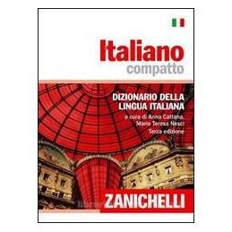 ITALIANO COMPATTO  3 EDIZ.
