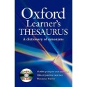 OXFORD LEARNER`S THESAURUS  SYNONYMS +CD