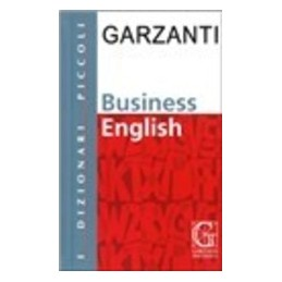 PICCOLO DIZIONARIO DI BUSINESS ENGLISH