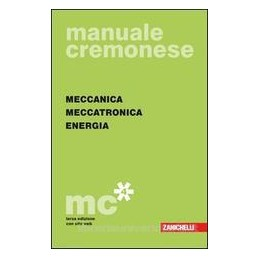 MANUALE CREMONESE DI MECCANICA 1+4