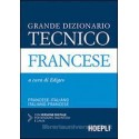 EDIGEO GRANDE DIZIONARIO TECNICO FRANCESE