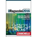 RAGAZZINI 2016 VERSIONE DIGITALE PLUS. CON DVD + LICENZA ONLINE DIZIONARIO INGLESE ITALIANO ITALIANO