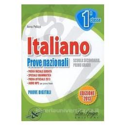 ITALIANO PROVE NAZIONALI CLASSE PRIMA