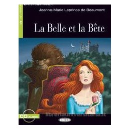 BELLE ET LA BETE (LA) + CD + APP  Vol. U