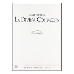 DIVINA COMMEDIA (HONNACKER ROMANELLI)+CD