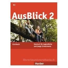 AUSBLICK 2, KURSBUCH