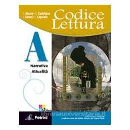 CODICE LETTURA (A+B+C+D) +SCRIT.+INVALSI