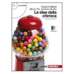IDEE DELLA CHIMICA VOL.UN. +DVD ROM