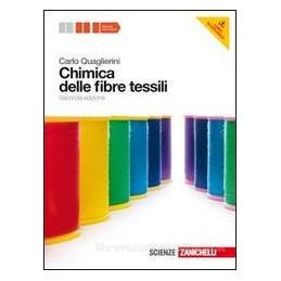 CHIMICA DELLE FIBRE TESSILI +PDF 2 EDIZ.