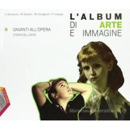 ALBUM DI ARTE E IMMAGINE B  DAVANTI OPER