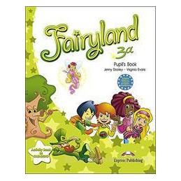 FAIRYLAND 3, PUPIL`S PACK
