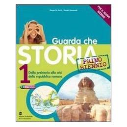 GUARDA CHE STORIA PRIMO BIENNIO ED.BLU 1