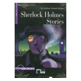 SHERLOCK HOLMES STORIES +CD +CD ROM