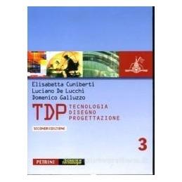 TDP TECNOLOGIA DISEGNO PROGET.3 XITI