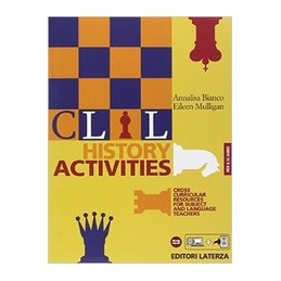 CLIL HISTORY ACTIVITIES X 3 +PDF