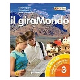 GIRAMONDO EDIZ.VERDE 3  MONDO