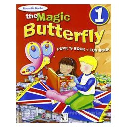 MAGIC BUTTERFLY 1 +FUN BOOK