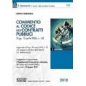 COMMENTO AL CODICE DEI CONTRATTI PUBBLICI 152